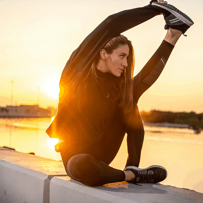 Female Fitness Personal Trainer