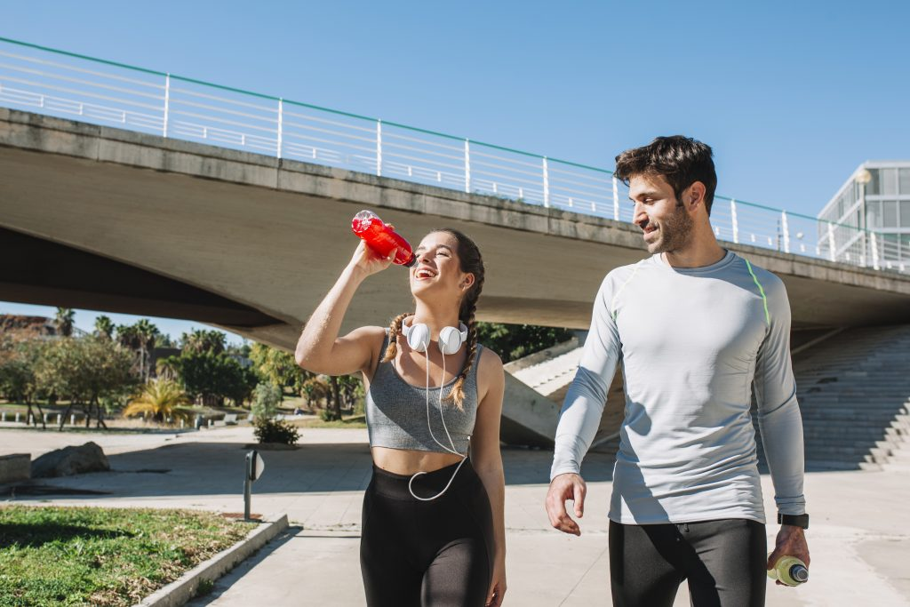 Stay Hydrated After Workout