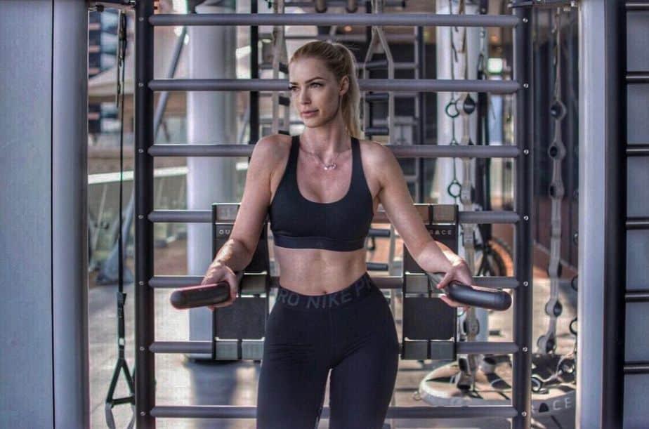 Tomana Female Personal Trainer Abu Dhabi