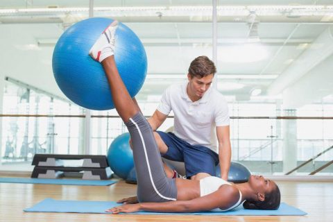 Home Personal Trainer