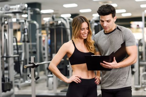 Weight Loss Personal Trainer